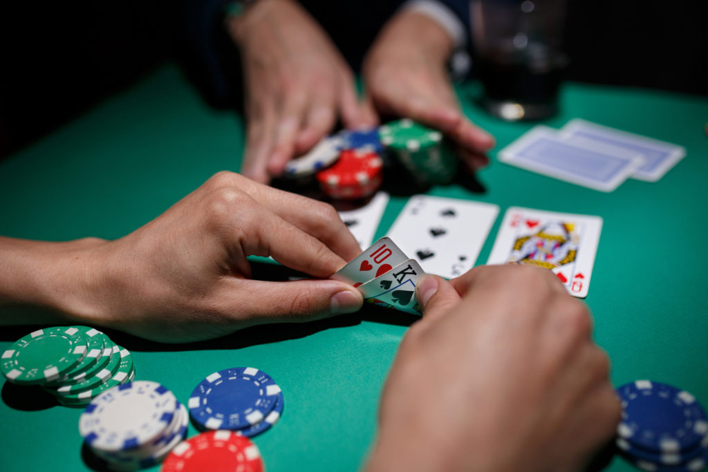 How We Improved Our Poker Tips In a single Week